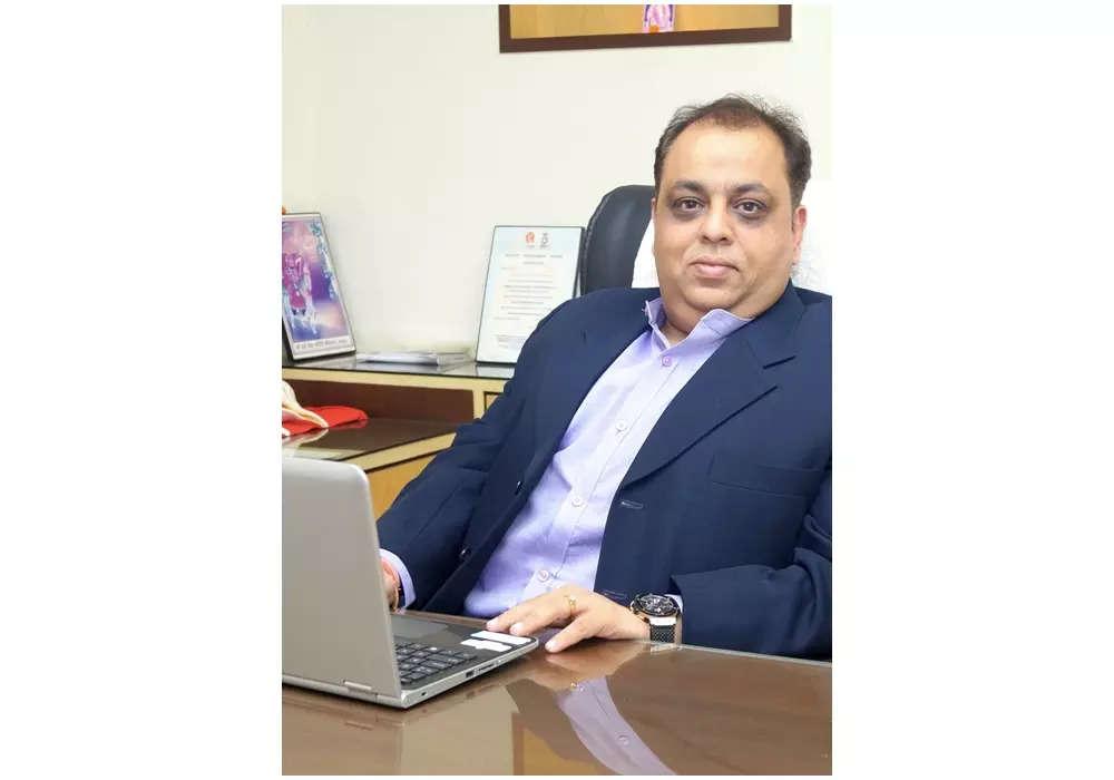 Mr.Punam Pandia, Director, Samudyam Projects Pvt. Ltd_A