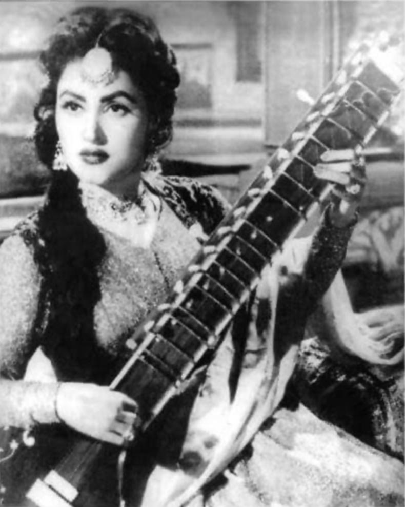 #GoldenFrames: Noor Jehan, the beauty with a golden voice