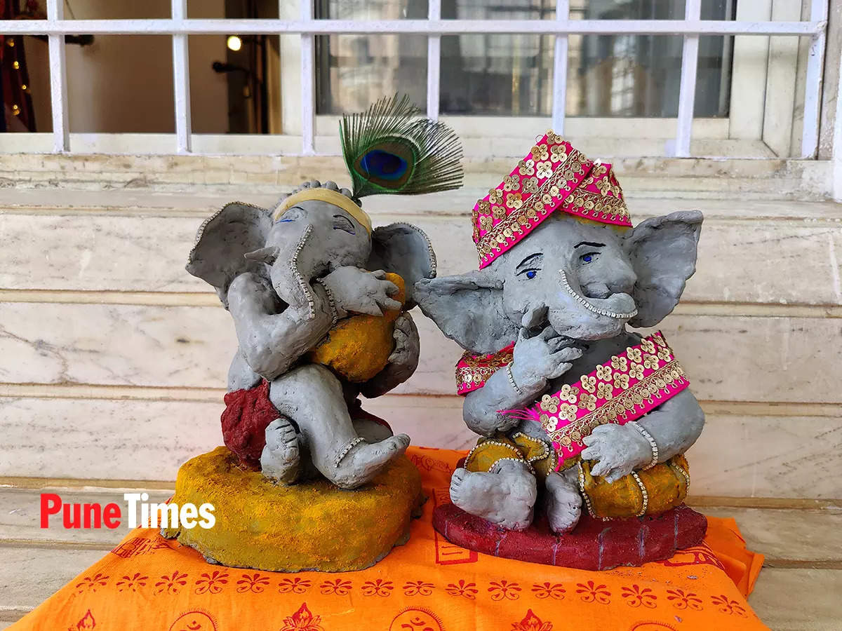 Sonalee: Let's all pray to Bappa for COVID-free times ahead