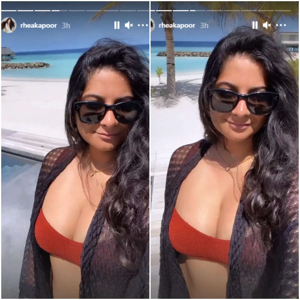, Rhea-Karan share fresh pics from honeymoon, The World Live Breaking News Coverage & Updates IN ENGLISH