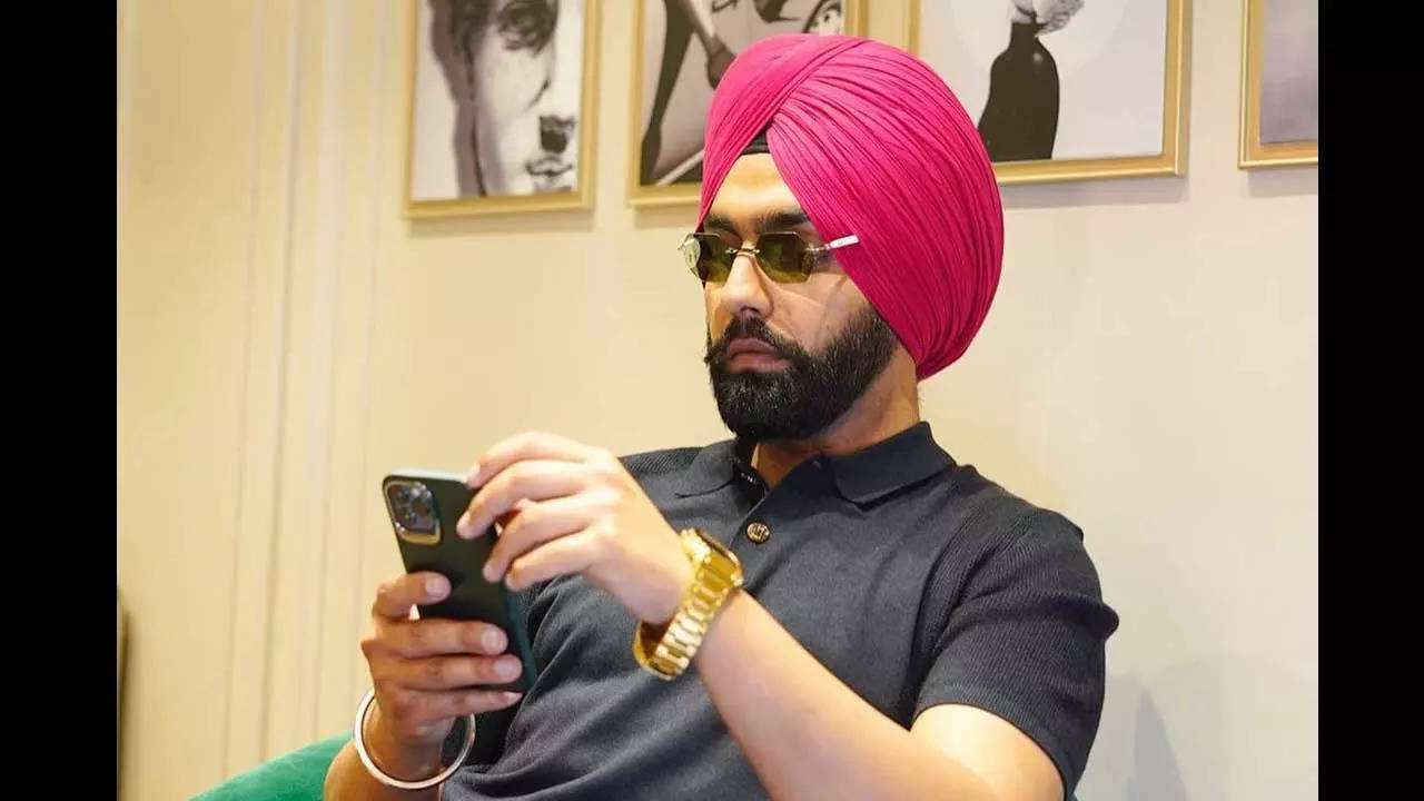 Top 5 times Ammy Virk landed in controversy