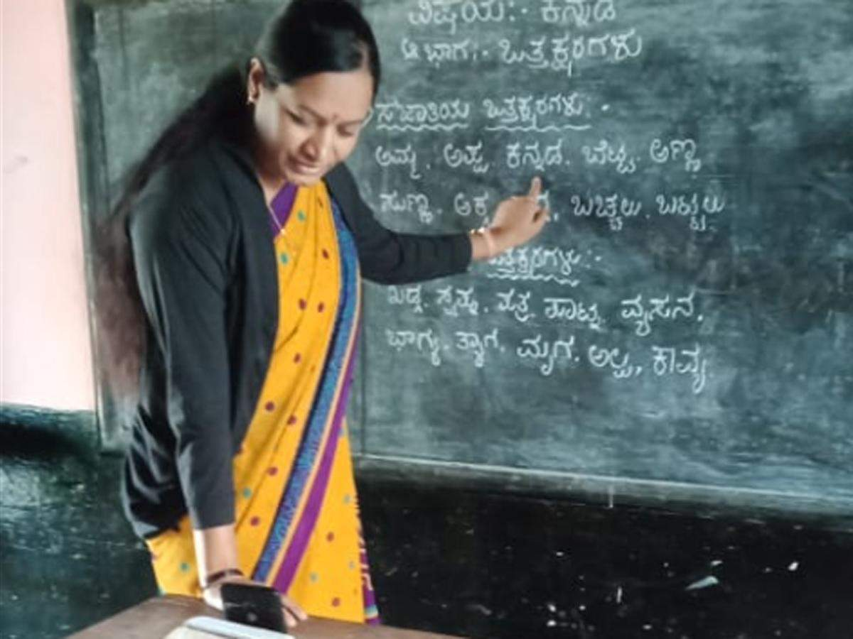Towards blended learning and changing role of teachers