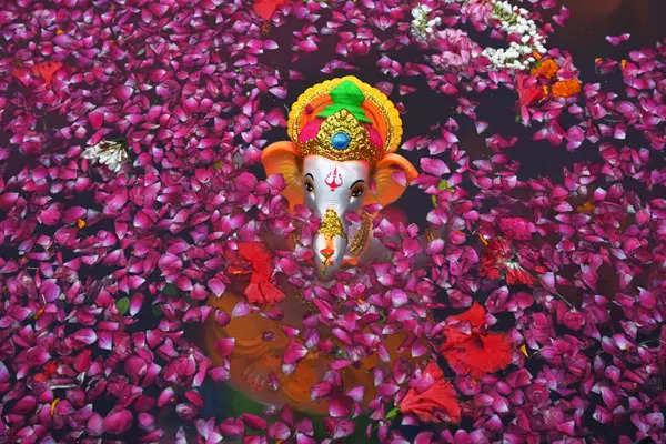 Ganeshotsav 2021: Devotees immerse idols of Lord Ganesha in water