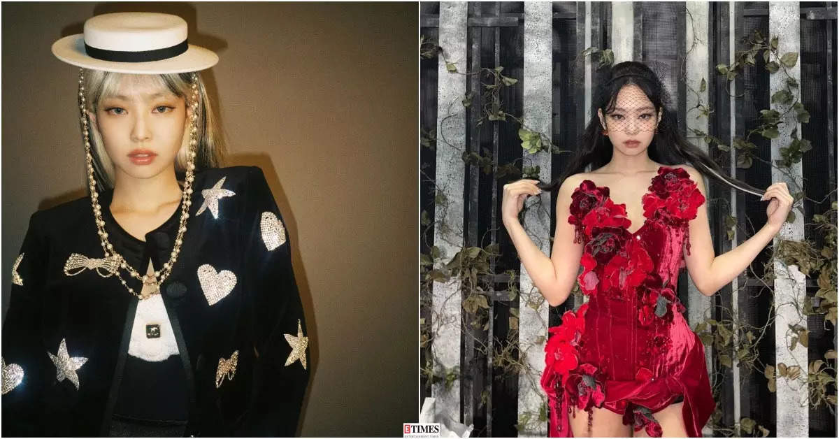 BLACKPINK's Jennie is the fashion icon we need right now! These photos show how the K-Pop star nails all stylish outfits