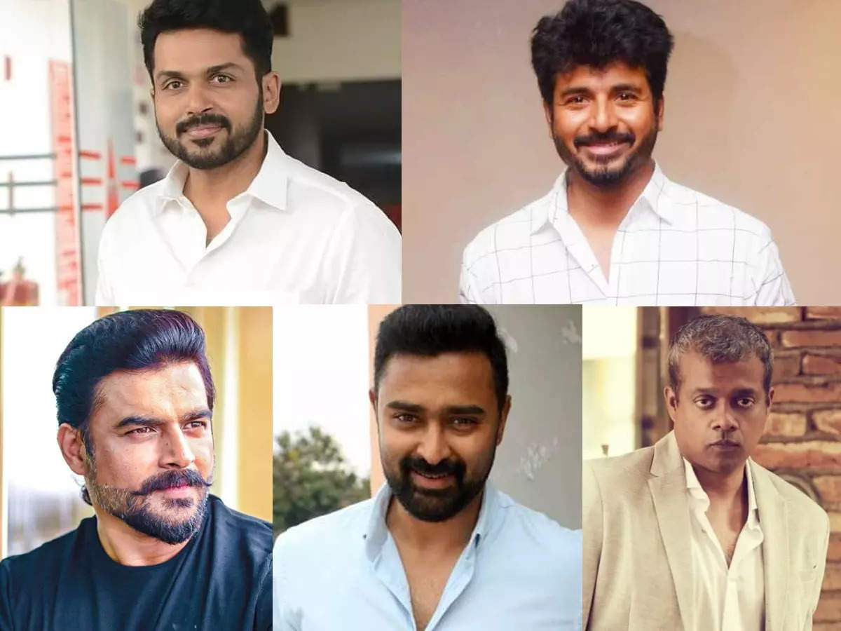 , 5 Tamil stars who are engineering graduates, The World Live Breaking News Coverage & Updates IN ENGLISH