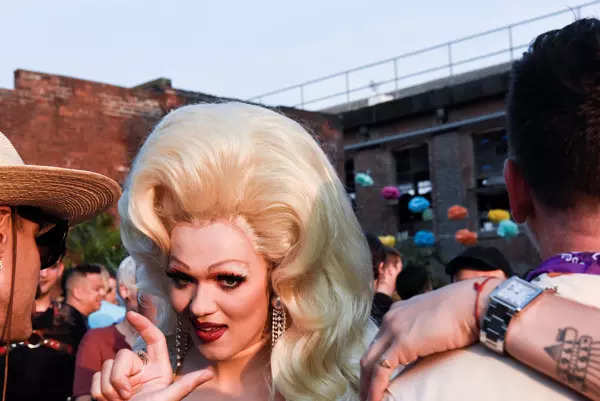 30 images from drag and music festival 'Bushwig'