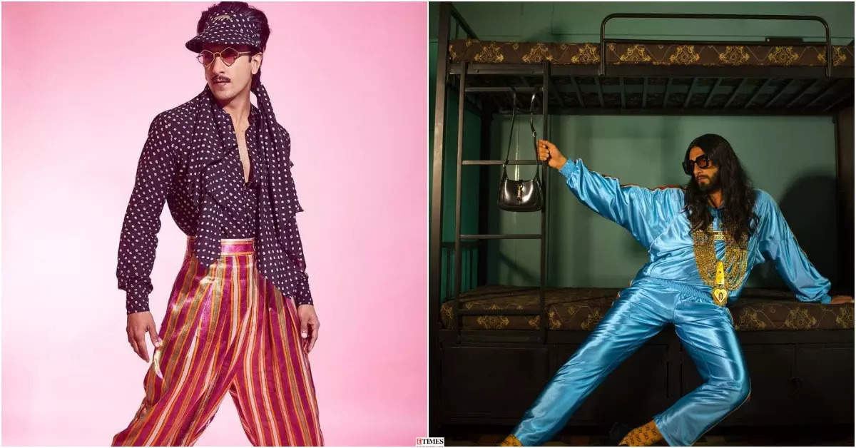 Ranveer Singh's eccentric fashion moments are Met Gala worthy! These stylish photos echo why the actor fits the bill perfectly