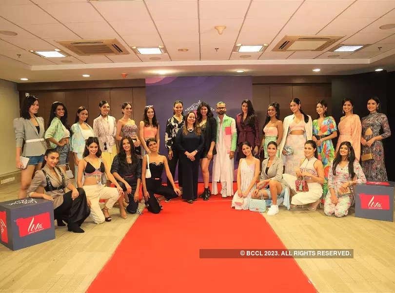 LIVA Miss Fashion Icon sub-contest