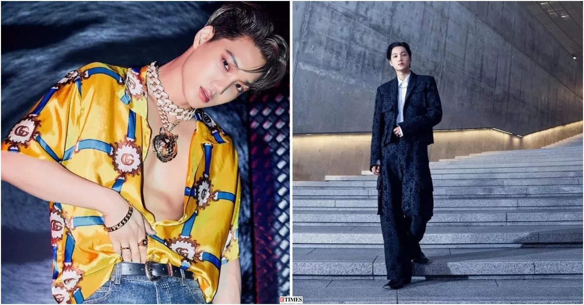 EXO's Kai to represent 'Seoul Fashion Week Spring 2022' as global ambassador, these pics of the K-Pop star proves why he is the best choice