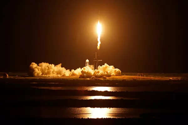 SpaceX launches first all-civilian crew into orbit