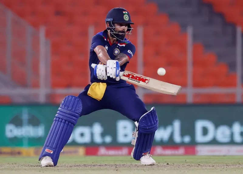Virat Kohli to step down as T20I captain after T20 World Cup in UAE, fans flood social media hailing 'King Kohli' with cricketer's pictures