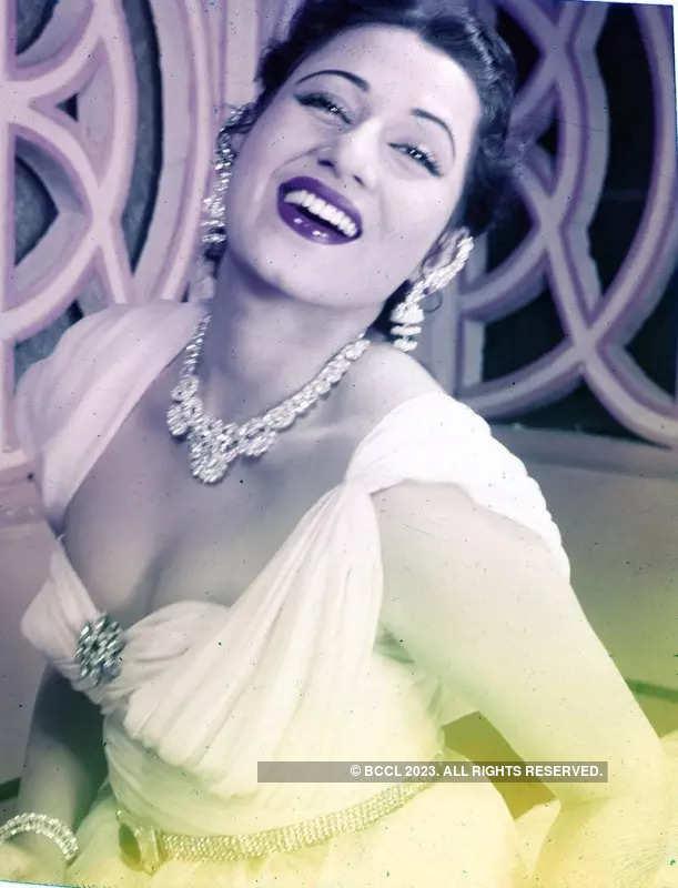 #ETimesTrendsetters: Madhubala's elegant fashion is still a hit as it was in the black & white era