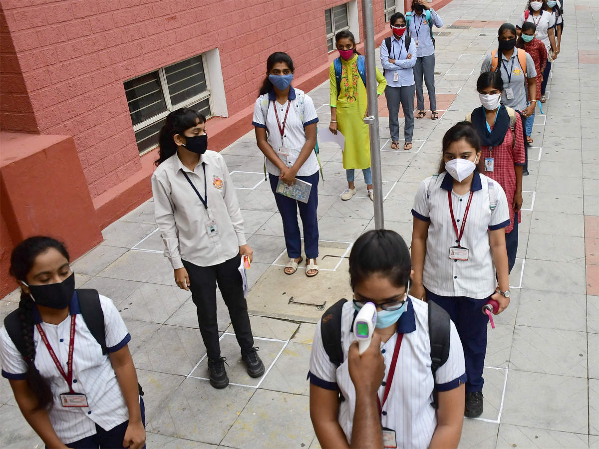 Boards 2022: CBSE schools can start submitting their list of candidates for the Board exams
