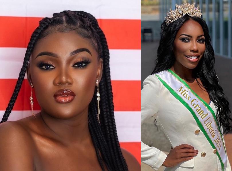 Goretti Itoka replaced by Hajamaya Mulbah as Miss Grand Liberia 2021