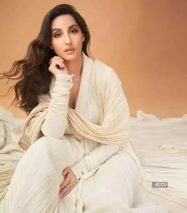 Nora Fatehi is making heads turn with her new bewitching pictures