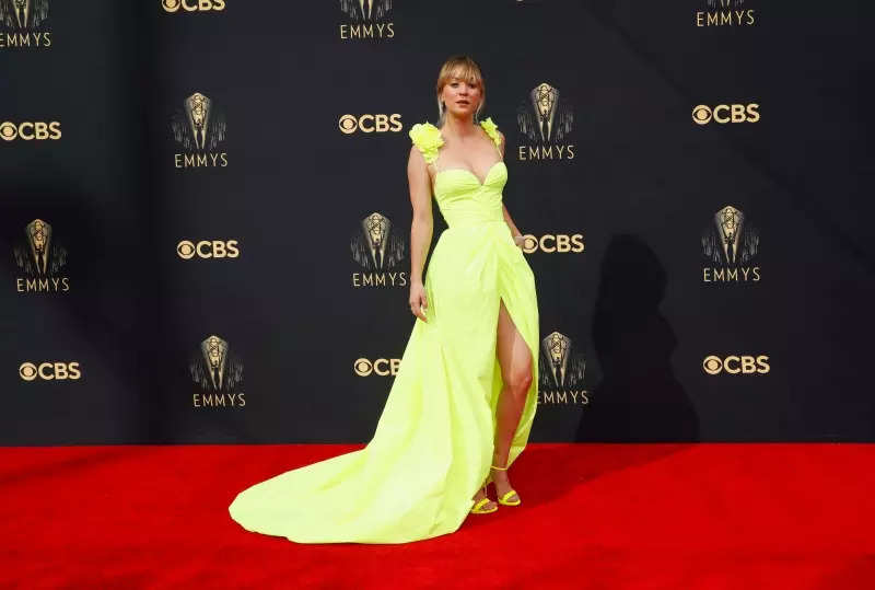 Emmy Awards 2021 red carpet fashion: Kaley Cuoco, Billy Porter and others steal the show with their standout looks!