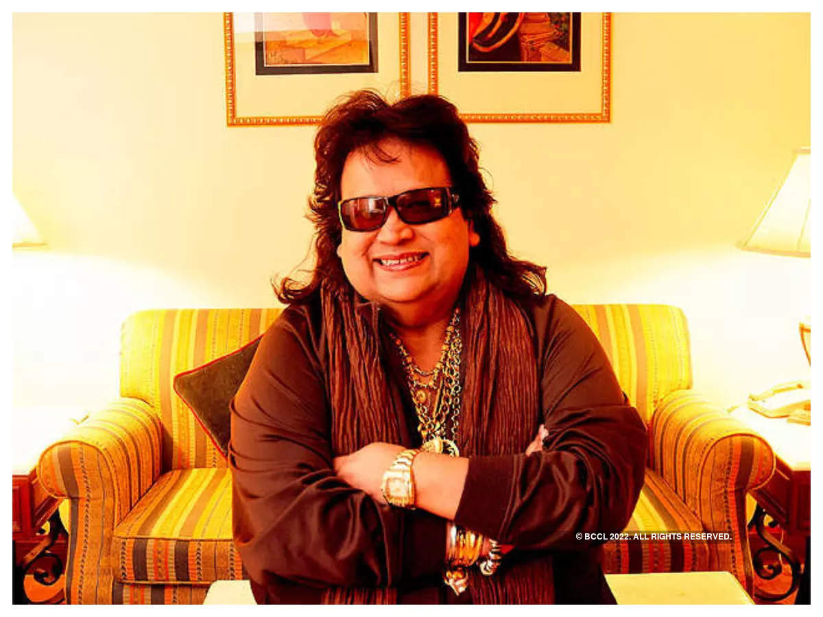 Bappi Lahiri on reports of losing his voice