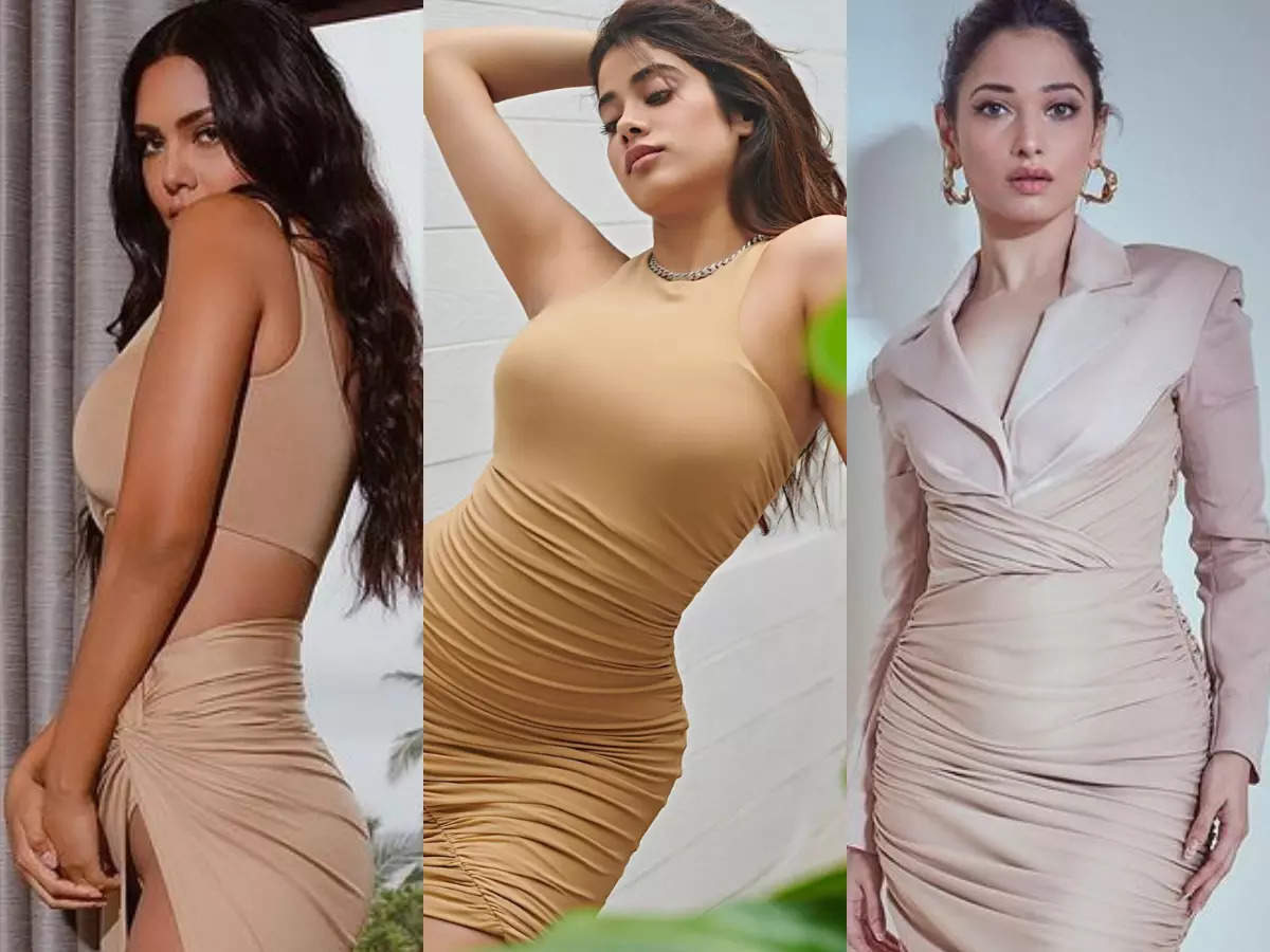 Bollywood divas are dressing in nude