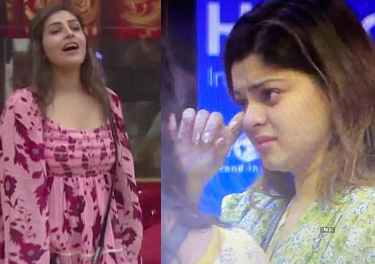 Sneha Wagh and Mira Jagganath's fight over food