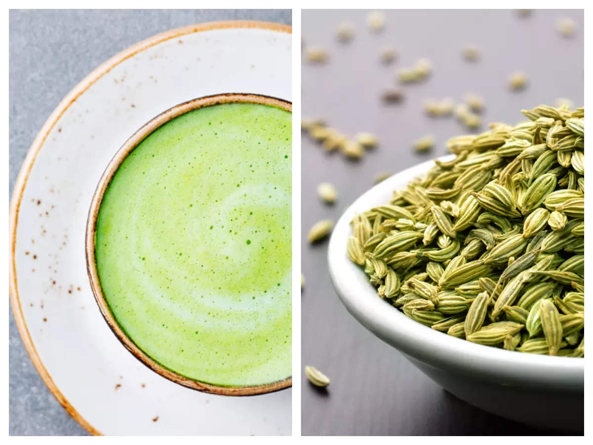 Why a pinch of Fennel or Saunf should be added to a glass of milk  | The Times of India