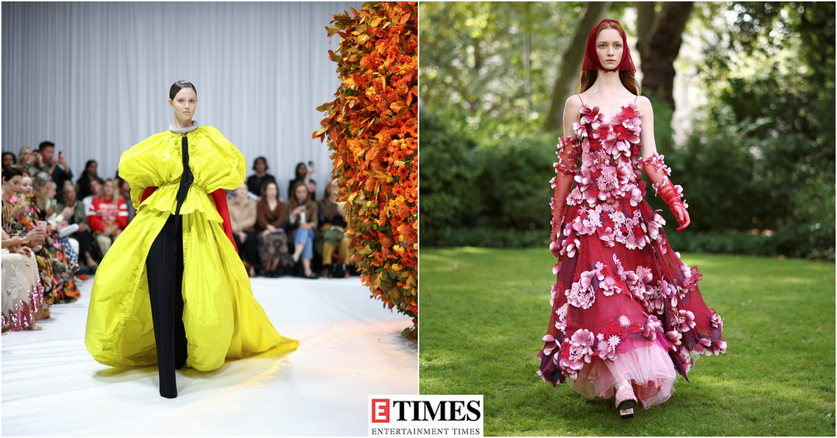 London Fashion Week Spring/Summer 2022: See best looks from LFW in photos