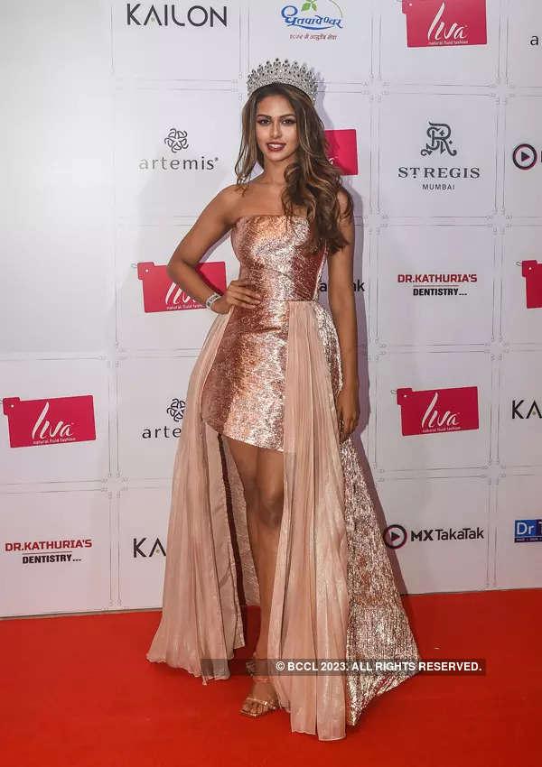 Unveiling of LIVA Miss Diva 2021: Red Carpet
