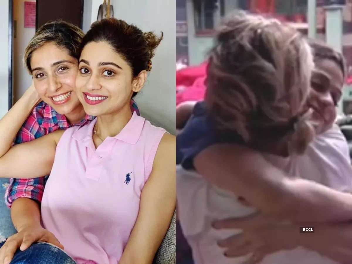 Shamita Shetty and Neha Bhasin
