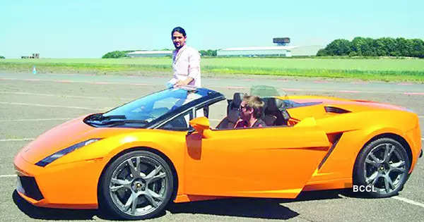 Superbikes, swanky cars and expensive holidays: These pictures show ambitious 'sanyasi' Anand Giri's 'flashy' lifestyle