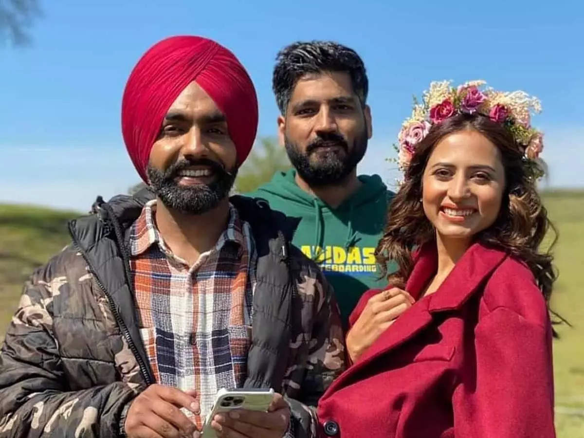 5 Reasons why Ammy Virk and Sargun Mehta starrer 'Qismat 2' is a must watch  | The Times of India