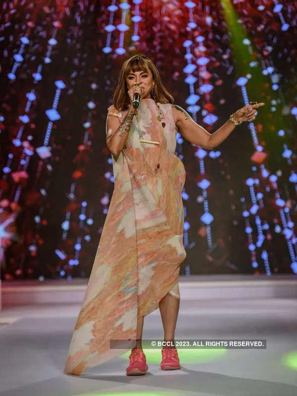 Unveiling of LIVA Miss Diva 2021: Manasi Scott's performance