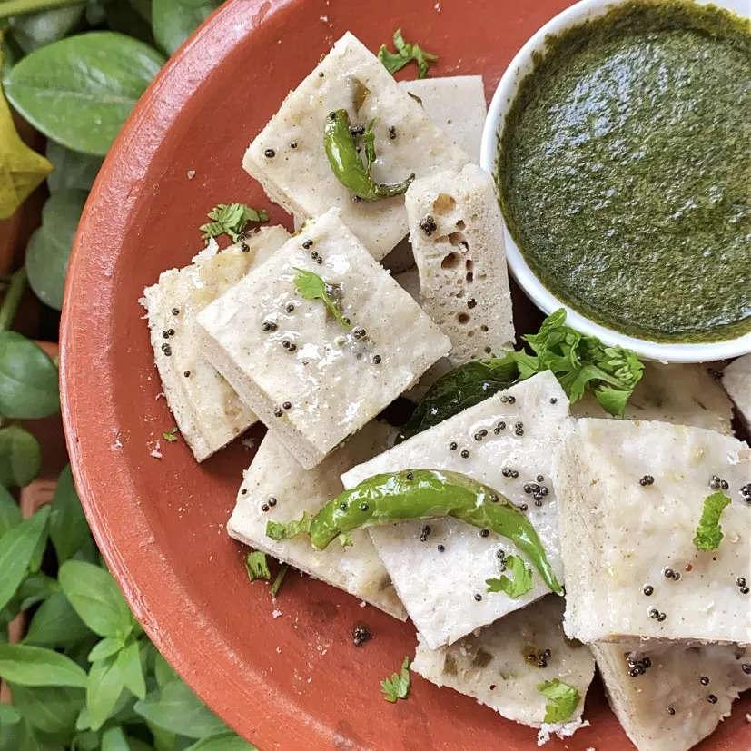 Barnyard Millet or Sama Dhokla