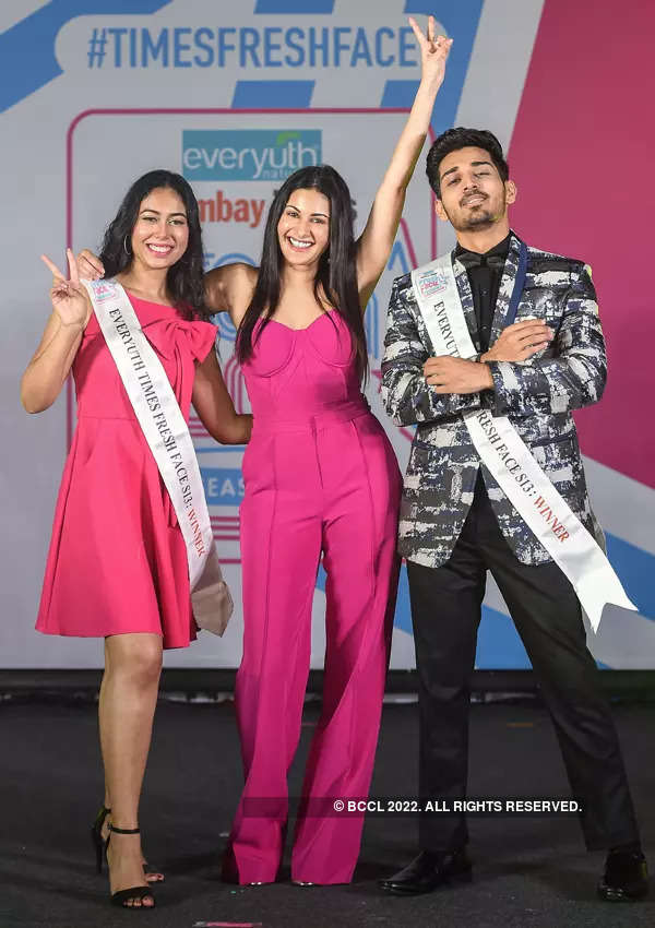 Everyuth Bombay Times Fresh Face Season 13: Finale