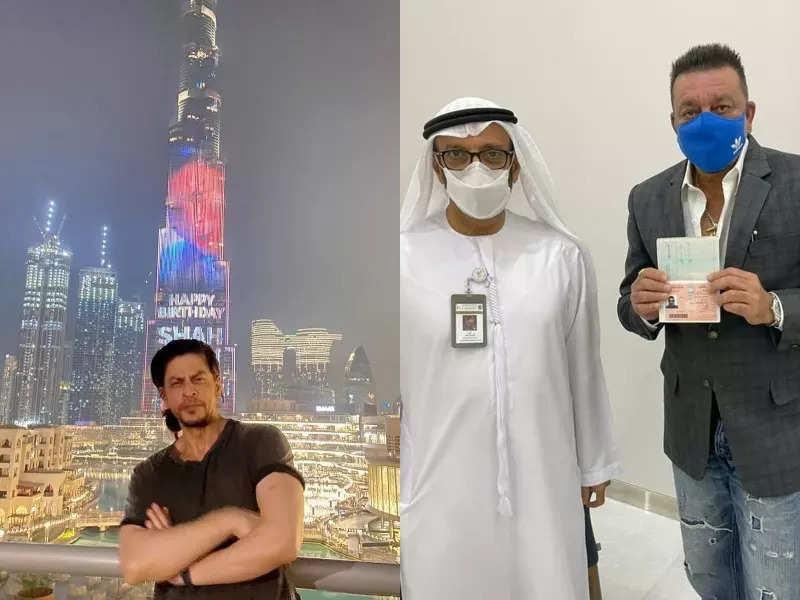 Bollywood stars who own UAE's golden visa