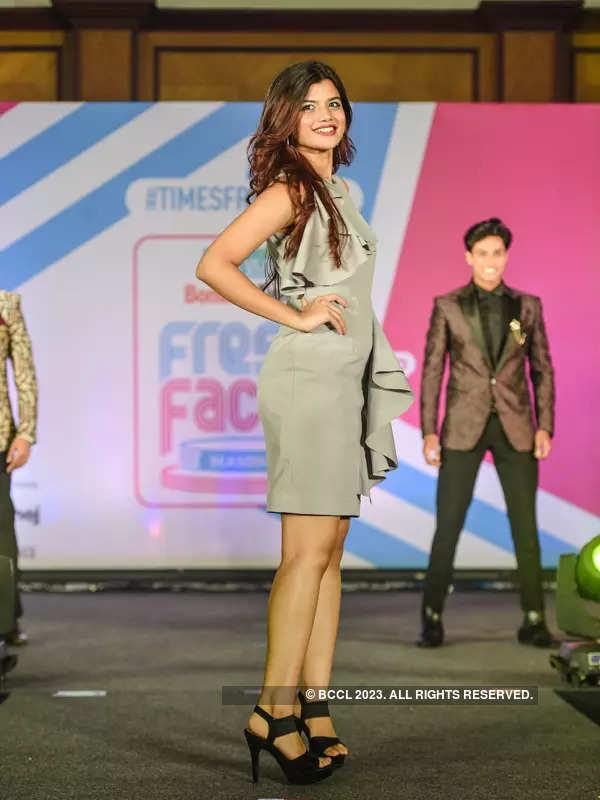 Everyuth Bombay Times Fresh Face Season 13: Finale - Ramp Walk Round