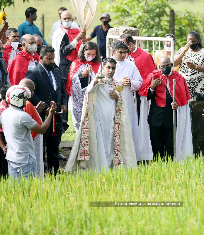 Goans celebrate Harvest Feast