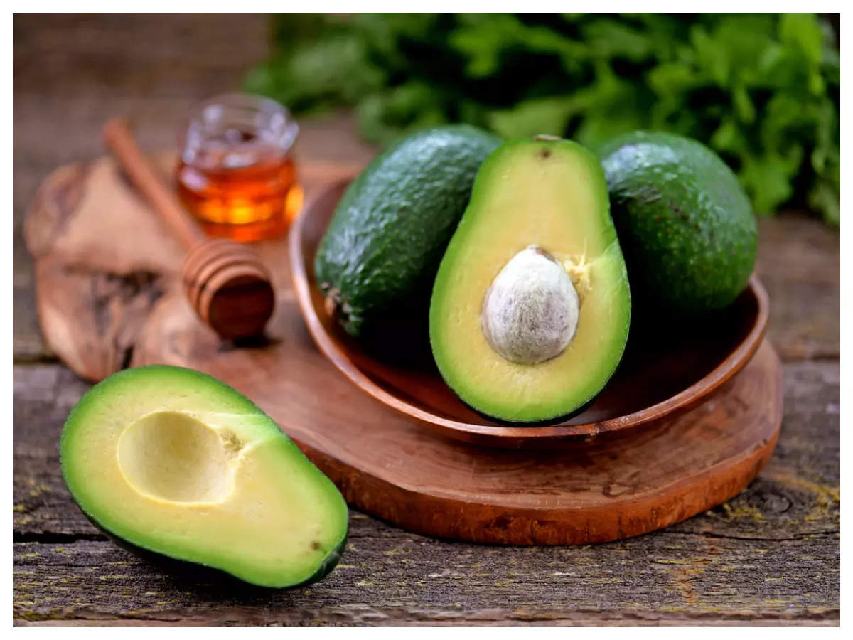 Here's why you must eat Avocado daily  | The Times of India
