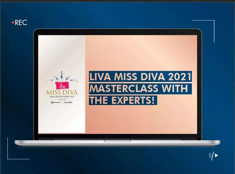 LIVA MISS Diva 2021 finalists Masterclass sessions with the experts!