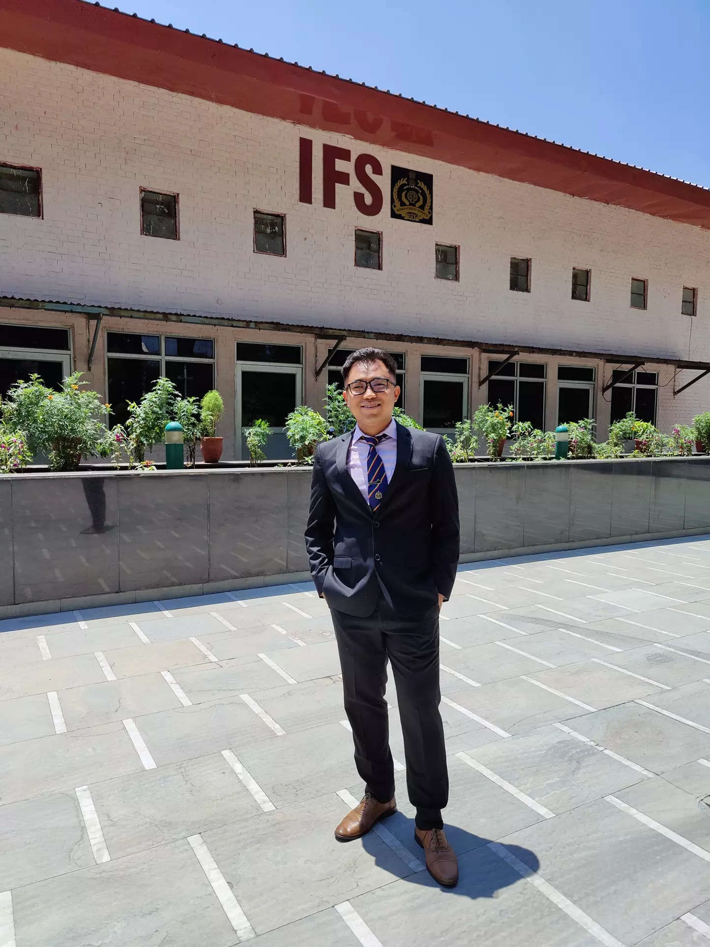 Tripura boy Dhiman Chakma clears UPSC civil services exams 2020, aims to work for education in the state