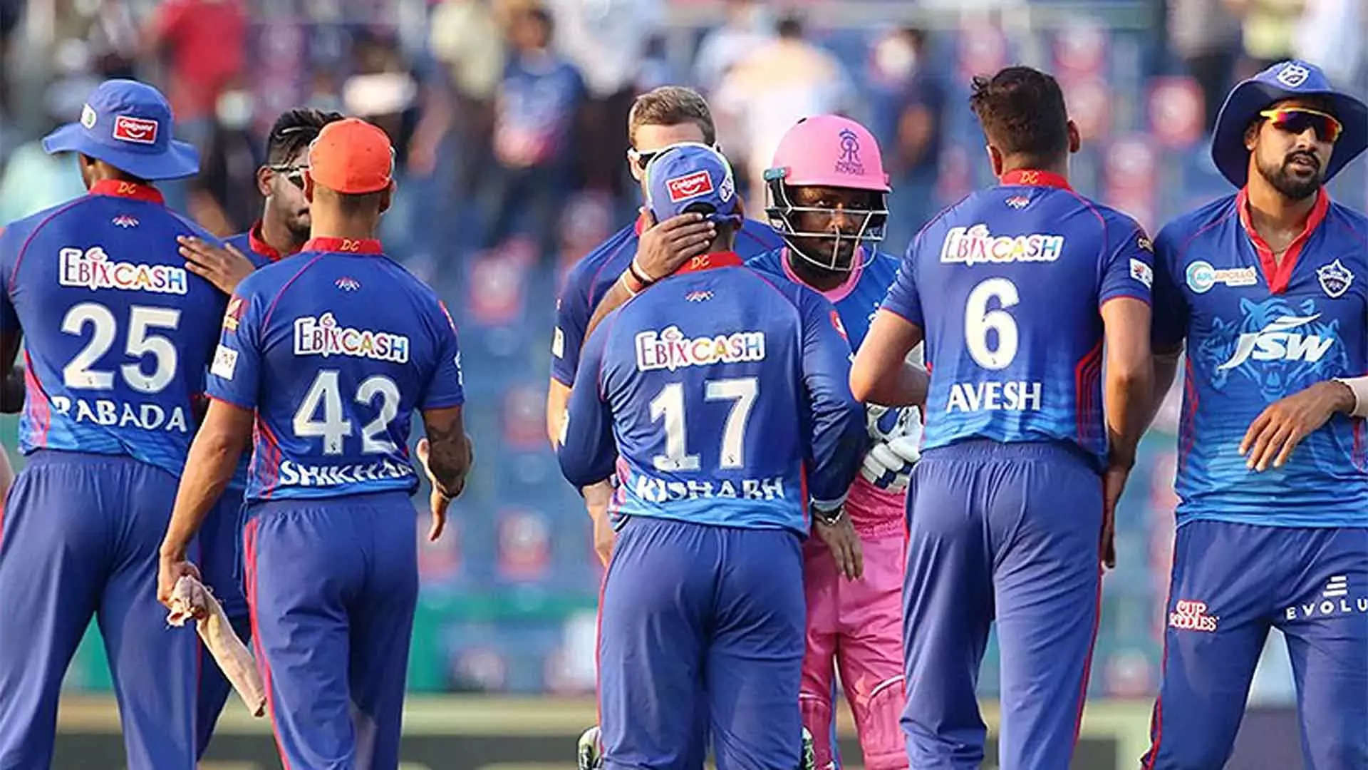 IN PICS: How Delhi beat Rajasthan to go top of points table