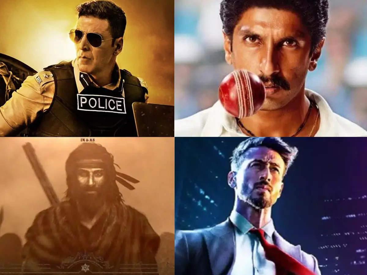 Bollywood's release calendar for 2021-22