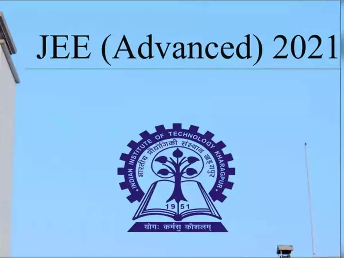 JEE Advanced Admit Card 2021 released, check details here