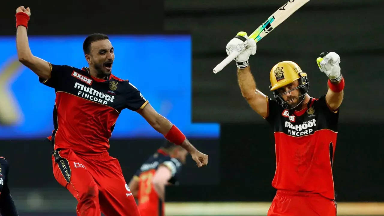 IPL 2021, Match 39: Royal Challengers Bangalore vs Mumbai Indians | The Times of India