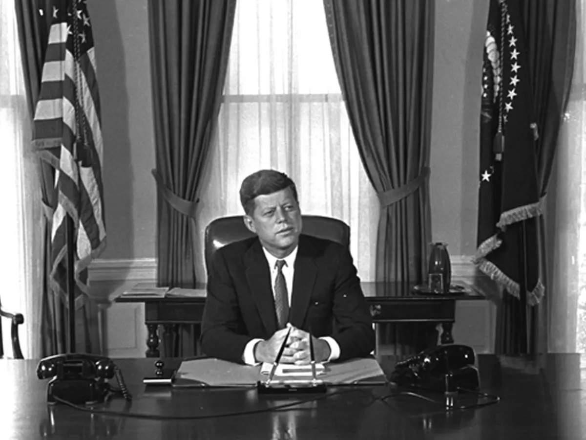 President John F Kennedy helped the film gain popularity