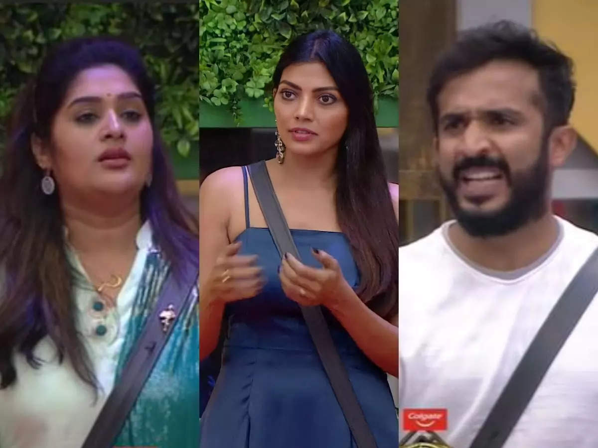 Serious allegations made by Priya; Ravi gets exposed