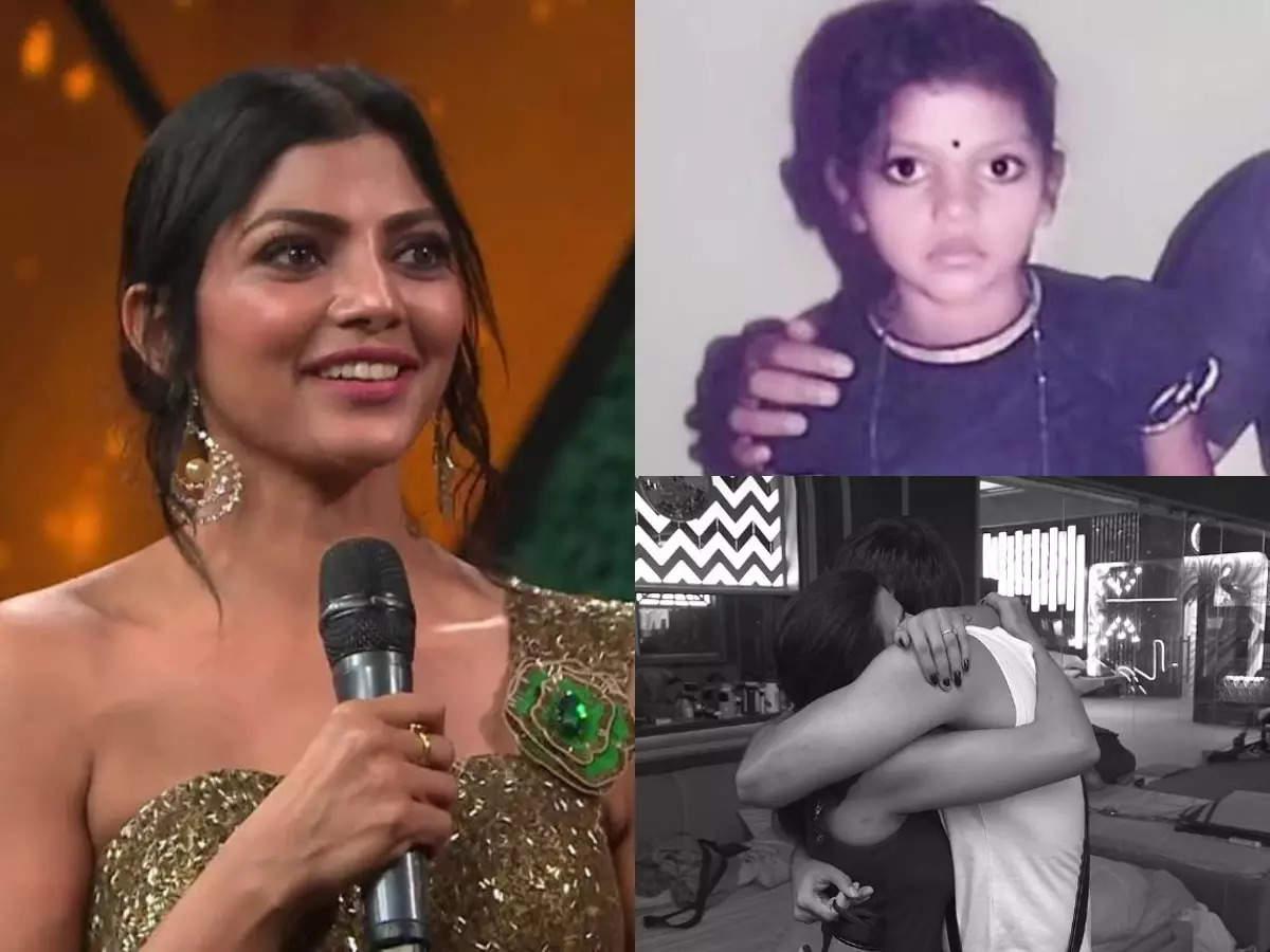 Bigg Boss Telugu 5: From greeting host Nagarjuna Akkineni with a rose to facing allegations of hugging a contestant at midnight, a look at Lahari Shari's BB journey