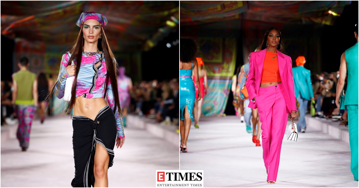 Milan Fashion Week Spring/Summer 2022: Best looks in photos from the fashion event
