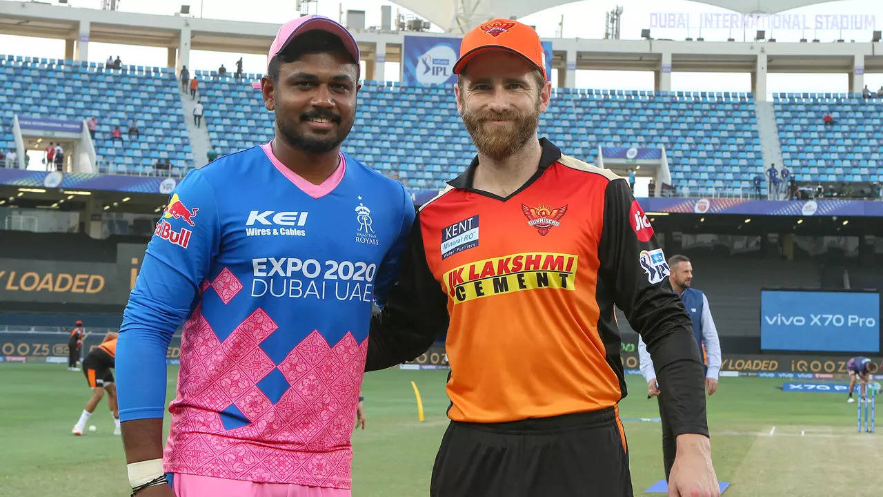 IPL 2021, Match 41: SRH bring some cheer to the camp with win over RR    The Times of India
