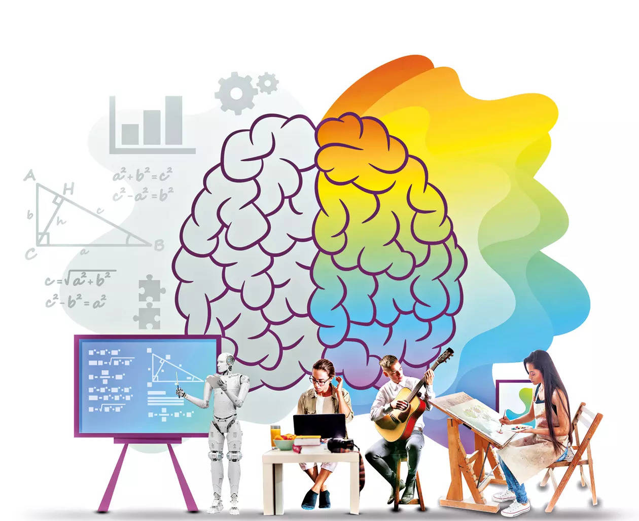 Why the future of education rests more on creativity