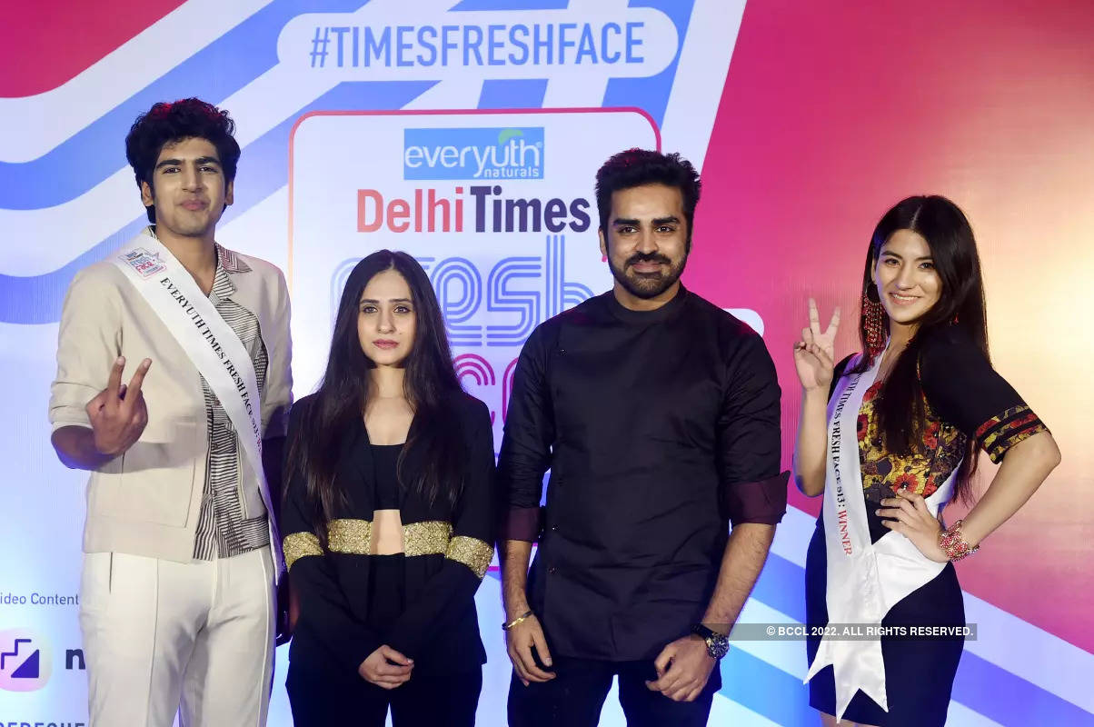 Everyuth Delhi Times Fresh Face Season 13: Finale