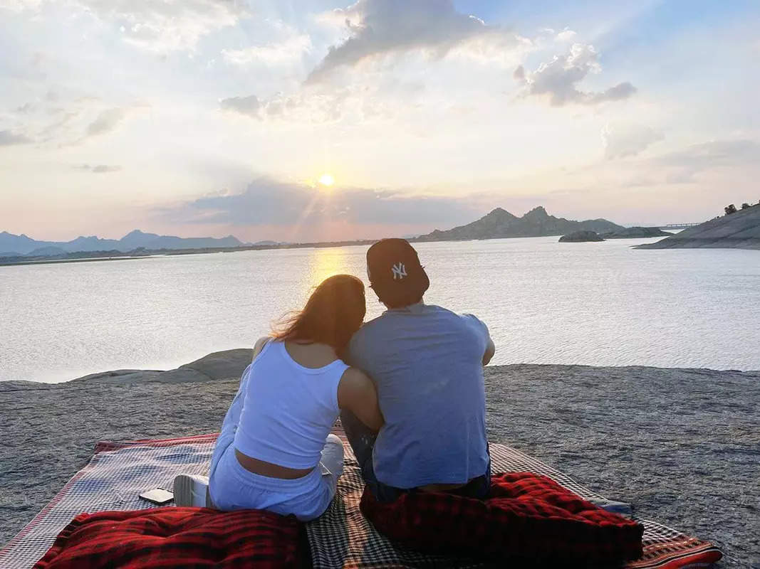 Romantic pictures from Ranbir Kapoor's birthday date with ladylove Alia Bhatt